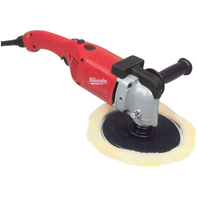 Milwaukee 11-Amp 7 In. 2800 rpm Angle Polisher Sander