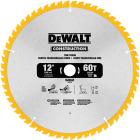 DeWalt Construction 12 In. 60-Tooth Fine Finish Circular Saw Blade Image 1