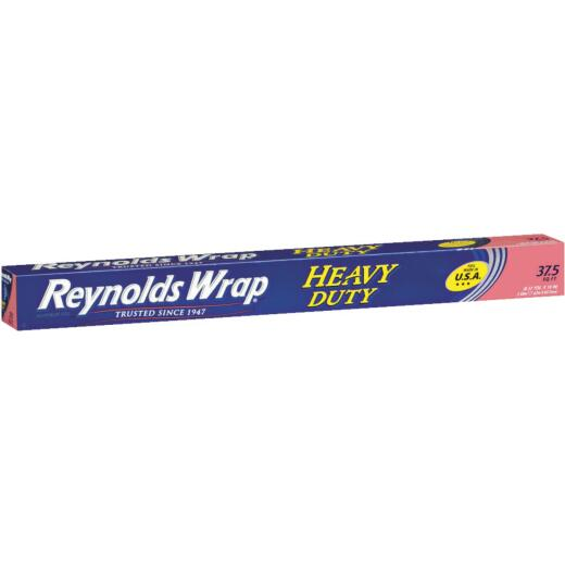 Reynolds Wrap 37-1/2 Sq. Ft. Heavy-Duty Aluminum Foil